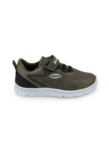 Polaris Spor Ayakkabı Haki